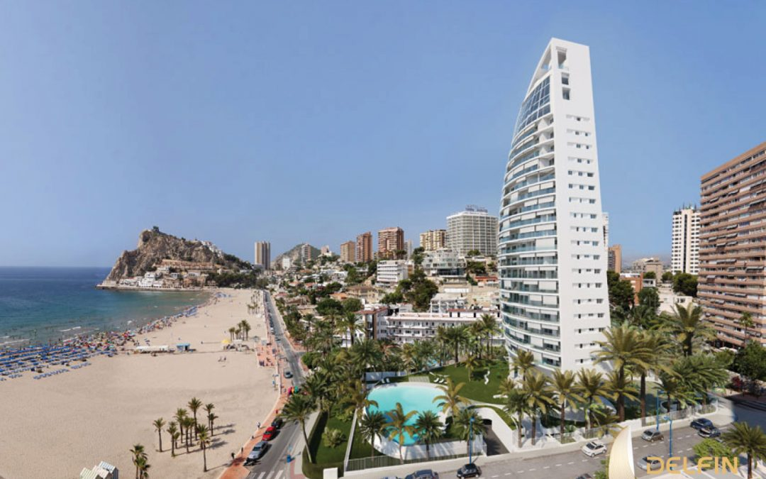 DELFIN TOWER  BENIDORM