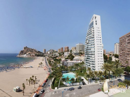 "<span class=""first-title"">DELFIN TOWER </span> <span class =""gold-class"">BENIDORM</span>"